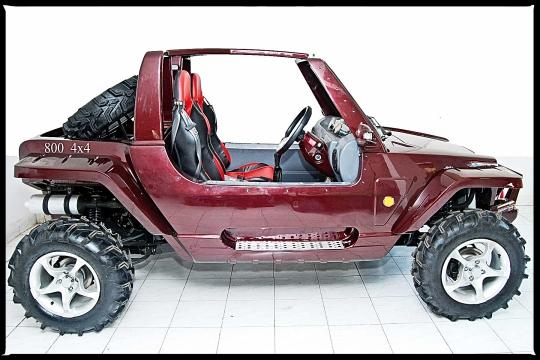 Choosing the Right ATV for Child